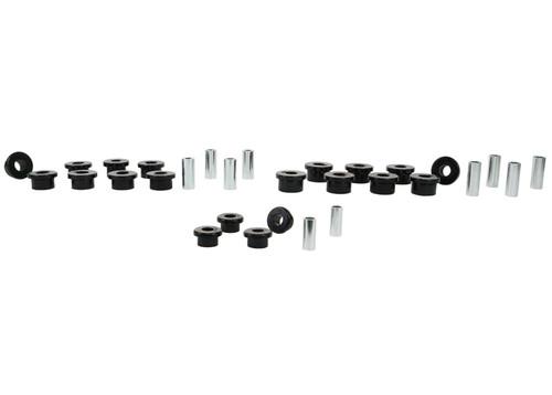 Nolathane Trailing arm/panhard rod kit - REV125.0002