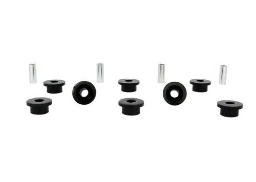 Nolathane Steering - rack and pinion mount bushing - REV190.0016