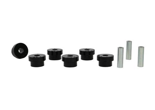 Nolathane Steering - rack and pinion mount bushing - REV190.0030