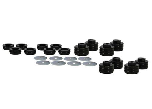 Nolathane Body mount and radiator support - bushings - REV220.0038