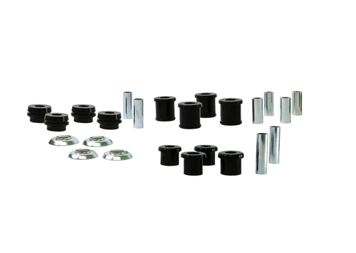 Nolathane Control arm/strut rod kit - REV256.0004