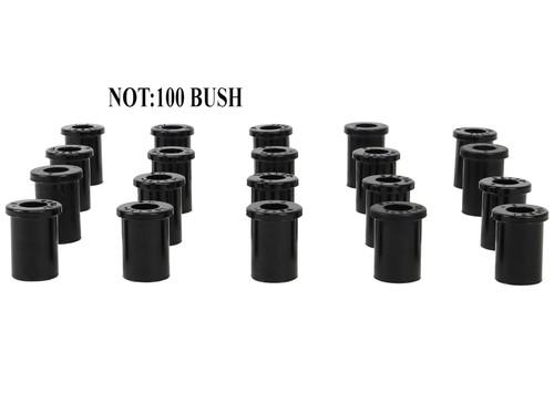 Nolathane Spring - eye front/rear and shackle bushing - REV276.0002