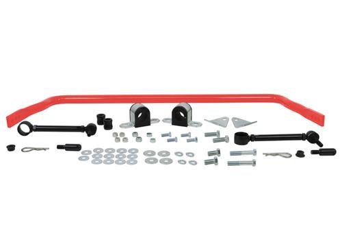 Nolathane Sway bar - 33mm  heavy duty blade adjustable - - REV003.0132