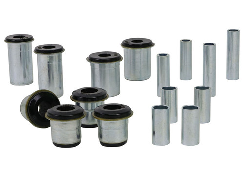Nolathane Control arm - front upper and lower bushing - - REV027.0082
