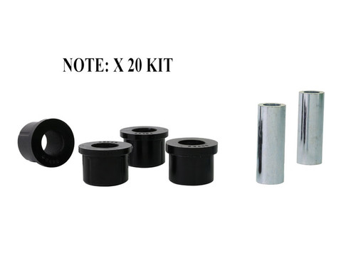 Nolathane Control arm - lower inner front bushing - - REV028.0234B