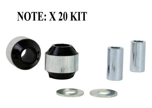 Nolathane Control arm - lower inner rear bushing - - REV030.0286B
