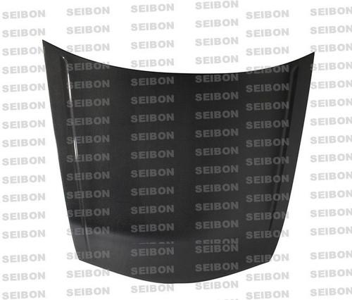 Seibon OEM Style CARBON FIBER HOOD HONDA ACCORD 4DR 2008-2010
