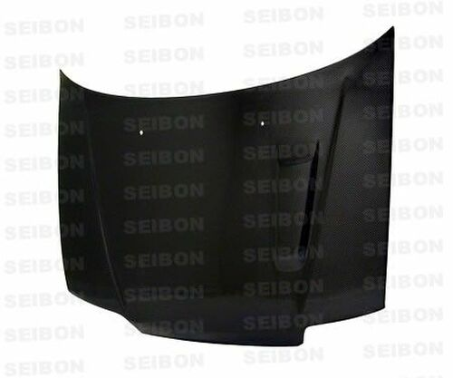 Seibon ZC Style CARBON FIBER HOOD HONDA CIVIC HB / CRX (EC3 or ED8/9)* 1988-1991