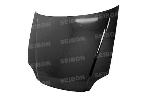 Seibon OEM Style CARBON FIBER HOOD HONDA CIVIC (EM1/EJ6/7/8/EK9)* 1996-1998