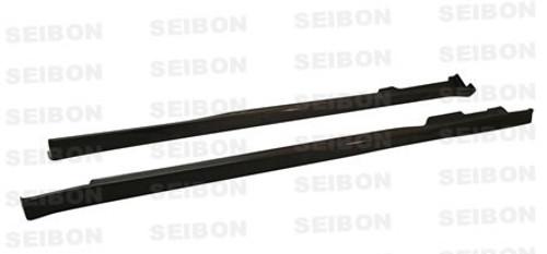 Seibon TR Style SIDE SKIRTS (pair) HONDA CIVIC 2DR/HB 1996-2000