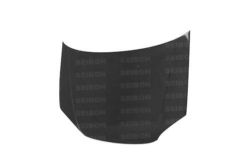 Seibon OEM Style CARBON FIBER HOOD HONDA CIVIC (EM2)* 2001-2003