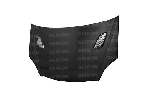 Seibon MG Style CARBON FIBER HOOD HONDA CIVIC SI (EP3) 2002-2005