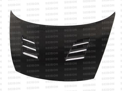 Seibon TM Style CARBON FIBER HOOD HONDA CIVIC 4DR (FA1/5) 2006-2010