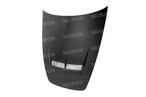 Seibon JS Style CARBON FIBER HOOD HONDA S2000 (AP1/2)* 2000-2010