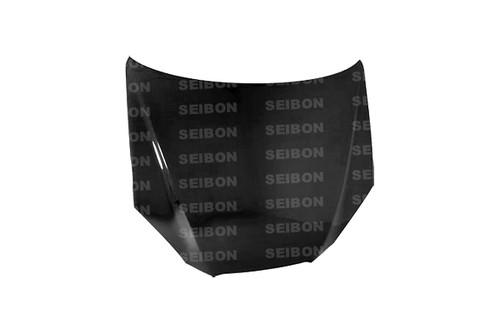 Seibon OEM Style CARBON FIBER HOOD HYUNDAI GENESIS 2DR (BH14) 4 Cyl & V6 Model 2008-2010