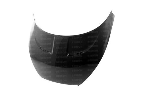 Seibon OEM Style CARBON FIBER HOOD HYUNDAI VELOSTER 2012-2013