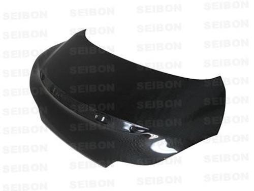 Seibon OEM Style CARBON FIBER TRUNK/HATCH INFINITI G37 2DR 2008-2010