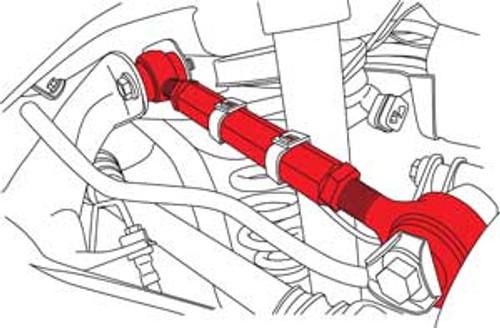 SPC BMW 1 & 3 Series Adjustable Rear Camber Arm