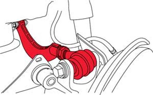 SPC Scion TC Adjustable Rear Camber Arm