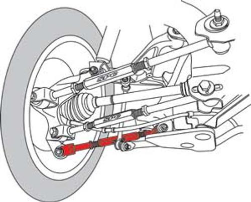 SPC Infiniti Q50 Q70 Adjustable Rear Trailing Arm