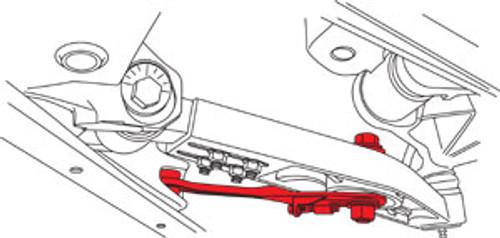SPC Porsche 996 986 Adjustable Trailing Arm (Pair)