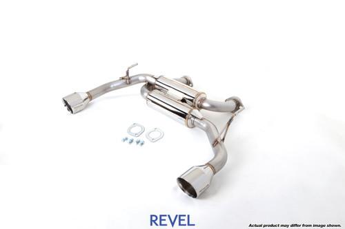 Revel Medallion Touring S Exhaust Axle Back for Infiniti Q50 '14-'16
