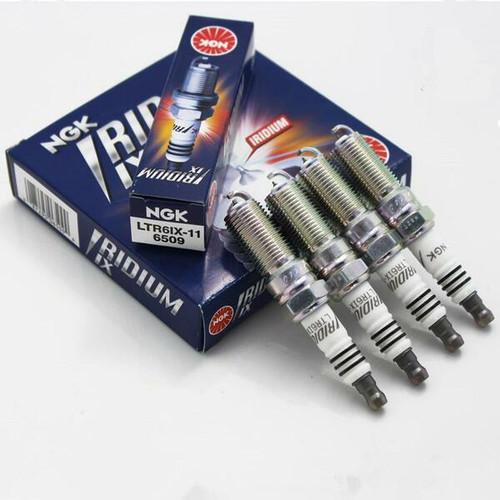 NGK Iridium Spark Plug Set for Nissan SR20DET