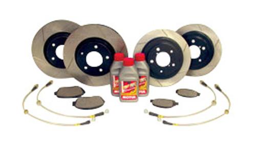 Stop Tech Stage 2 Upgrade Kit 350z/G35 W/ Brembo brakes