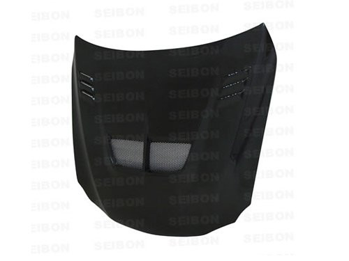 Seibon TS Style CARBON FIBER HOOD LEXUS IS SERIES 2006-2010