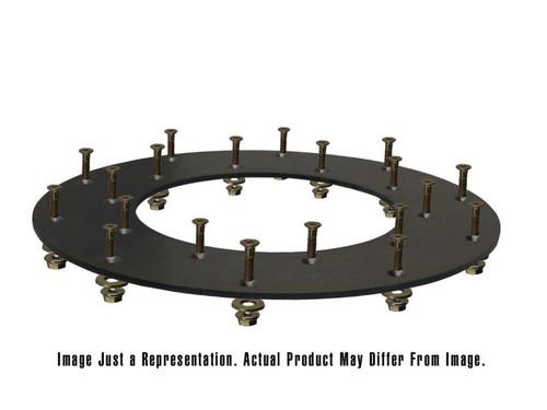 Fidanza 9 inch Friction Kit (9/9 - 20 Holes)