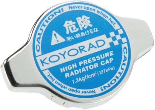 Koyo Radiator Cap for (Blue) Koyorad Hyper Radiator Cap - Shallow Plunger Style