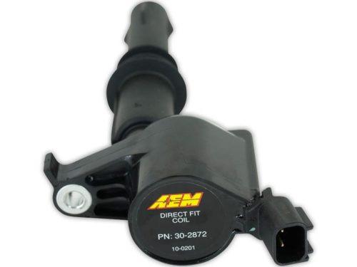 AEM Ignition Coils/Components Direct Fit Ignition Coil 04-08 Ford 4.6/5.4L 3V SOHC