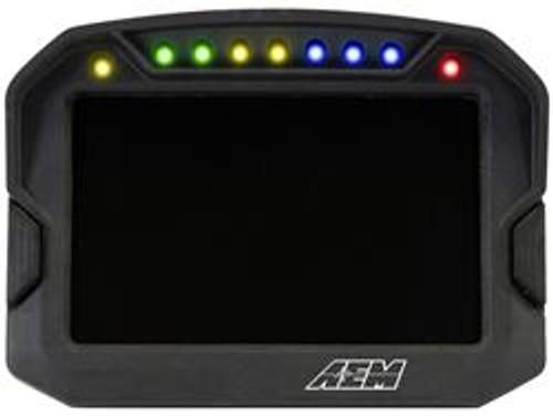 AEM Digital Gauges CD-5G Carbon Digital Dash Display w/ Interal 10Hz GPS & Antenna