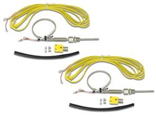 AEM Wiring Connectors Single K-Type Thermocouple Kit - 2 Pack