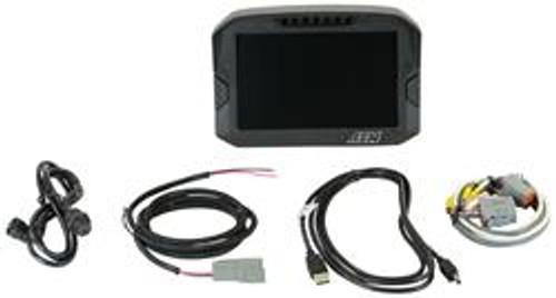 AEM Digital Gauges CD-7 Logging Race Dash Carbon Fiber Digital Display (CAN Input Only)