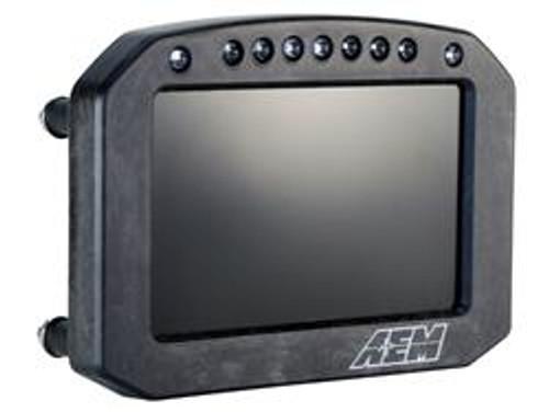AEM Digital Gauges CD-5 Carbon Flush Digital Dash Display