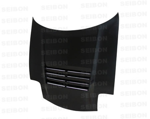 Seibon DS Style CARBON FIBER HOOD MAZDA RX-7 (FD3S) 1993-2002