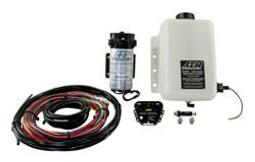 AEM Water/Meth Systems V2 One Gallon Water/Methanol Injection Kit - Multi Input