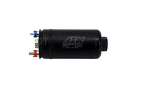 AEM External Fuel Pumps 380LPH High Pressure Fuel Pump -6AN Female Out, -10AN Female In