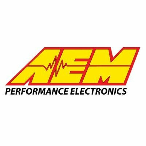 AEM Fittings 1/8 NPT Male to 3/16 Hose