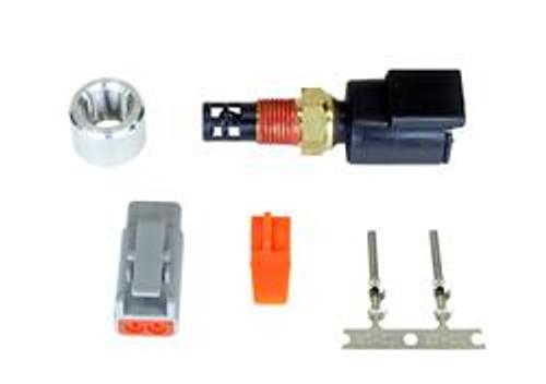 AEM Gauge Components Universal 1/8in NPT Air Intake Temp Sensor Kit w/ Deutsch Style Connector