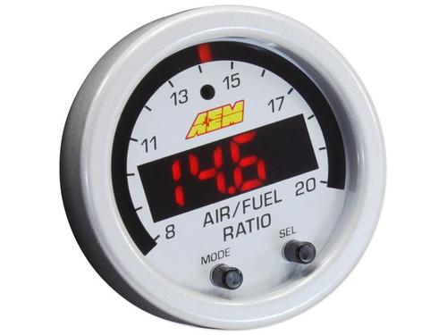 AEM Digital Gauges X-Series Wideband UEGO AFR Sensor Controller Gauge Accessory Kit