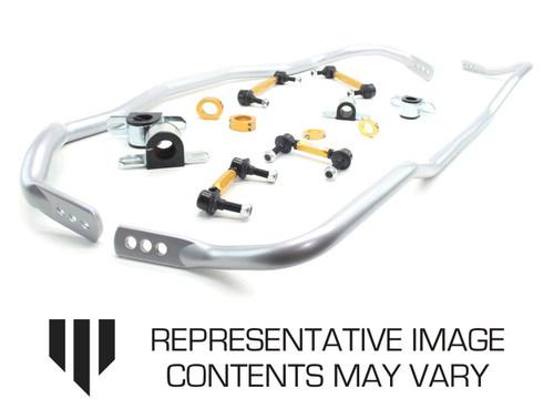 Whiteline Front Sway bar - vehicle kit for Acura Integra 94-01