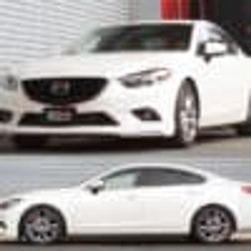 RS-R Down Sus Lowering Springs Mazda Mazda 6 2014+ - GJ2FP
