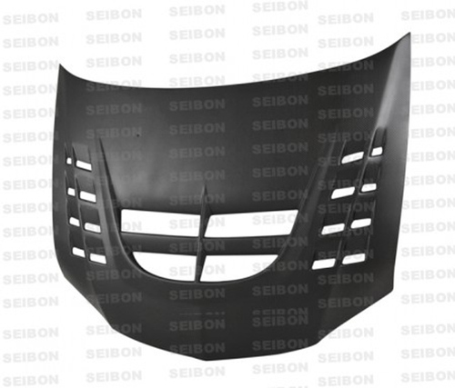 Seibon CWII Style CARBON FIBER HOOD MITSUBISHI LANCER EVO VIII / IX (CT9A) 2003-2007