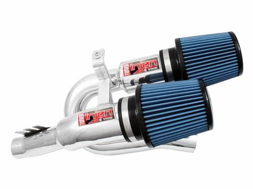 Injen 07-09 335i E92 / 08-09 135i E82 3.0L L6 Twin intake Polished Short Ram Intake