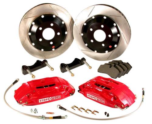 """Stop Tech Front 13"""" Big Brake Kit for 240sx 4-Lug"""