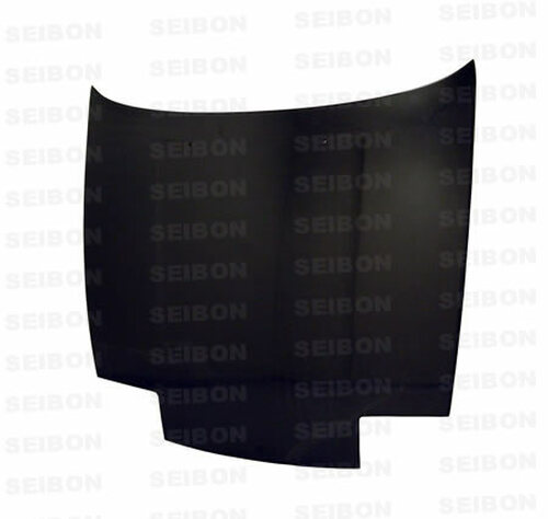 Seibon OEM Style CARBON FIBER HOOD NISSAN 180SX / 240SX (S13)* 1989-1994