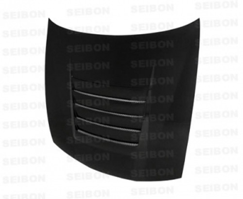 Seibon TR Style CARBON FIBER HOOD NISSAN 240SX / SILVIA (S14 KOUKI) 1997-1998