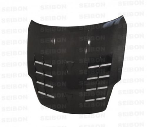 Seibon GT Style CARBON FIBER HOOD NISSAN 350Z / FAIRLADY Z (Z33)* 2002-2006